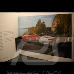 Brochure « La nouvelle 911 »