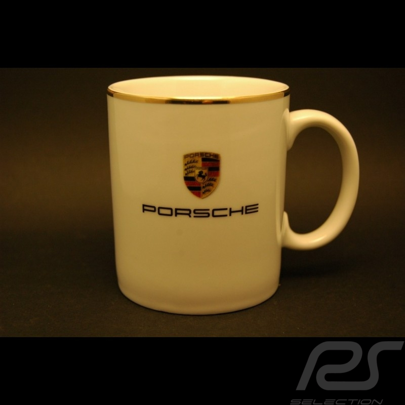 tasse caf porsche avec logo porsche design wap10706412 selection rs. Black Bedroom Furniture Sets. Home Design Ideas