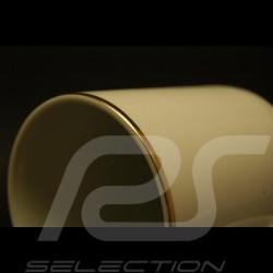 Tasse à café Porsche Logo et dorée