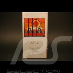 Ordnerrücken Porsche Lohner sticker map01524012