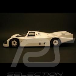 Porsche 962 C blanche