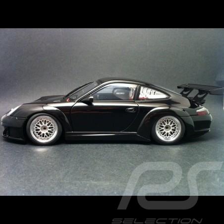 Porsche 996 GT3 RSR noire 2005