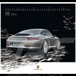 Calendrier Unlimited Fascination 2012 Porsche Design