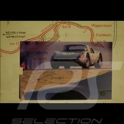Calendrier 1998 anniversaire 50 ans Porsche Design