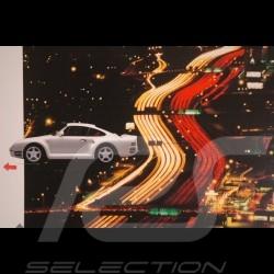 Calendrier Porsche 1998 anniversaire 50 ans