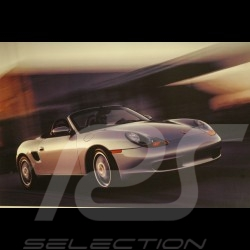 Calendrier Porsche 1997 Boxster