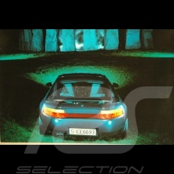 "Calendrier 1992 ""Porsche by night"" Porsche Design"