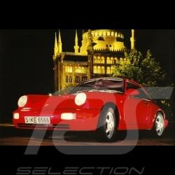 Calendrier Porsche 1992