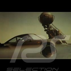 Calendrier Porsche 1981