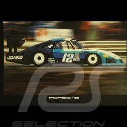 Calendrier 1984 Porsche Design