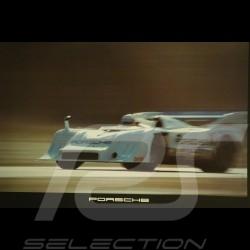 Calendrier Porsche 1984