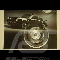 Calendrier Porsche 1986