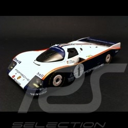 Porsche 962 C n°1 vainqueur winner sieger Le Mans1986 Spark 1/43