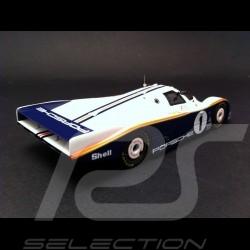 Porsche 962 C n°1 Le Mans1986 Spark 1/43