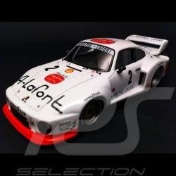 Porsche 935 n° 2 Vainqueur Winner Sieger Dijon 1978 1/43 Spark SF032