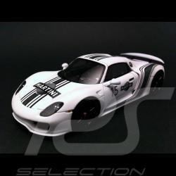 Porsche 918 Spyder Prototype Martini n° 15 white 1/43 Spark WAP0201060D