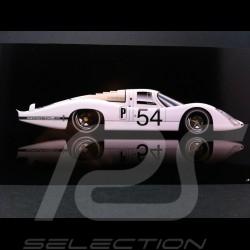 Carte postale Porsche 907 L Daytona 1968