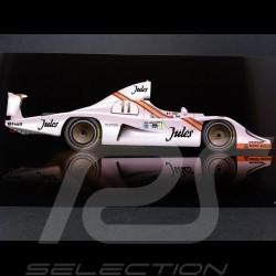 Carte postale Porsche 936 Le Mans 1981