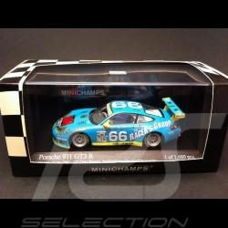 Porsche 996 GT3 R Daytona 2002 n°66 Minichamps 1/43