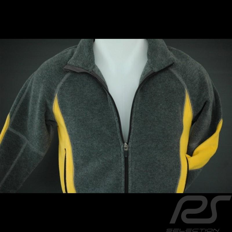 Veste polaire Fleece Jacket Fleece-Jacke  Porsche Design WAP522 Enfant Children Kinder