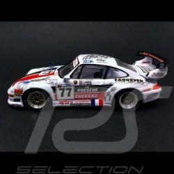 Porsche 993 GT2 evo n°77 Le Mans 1997 1/43 Minichamps 430976777