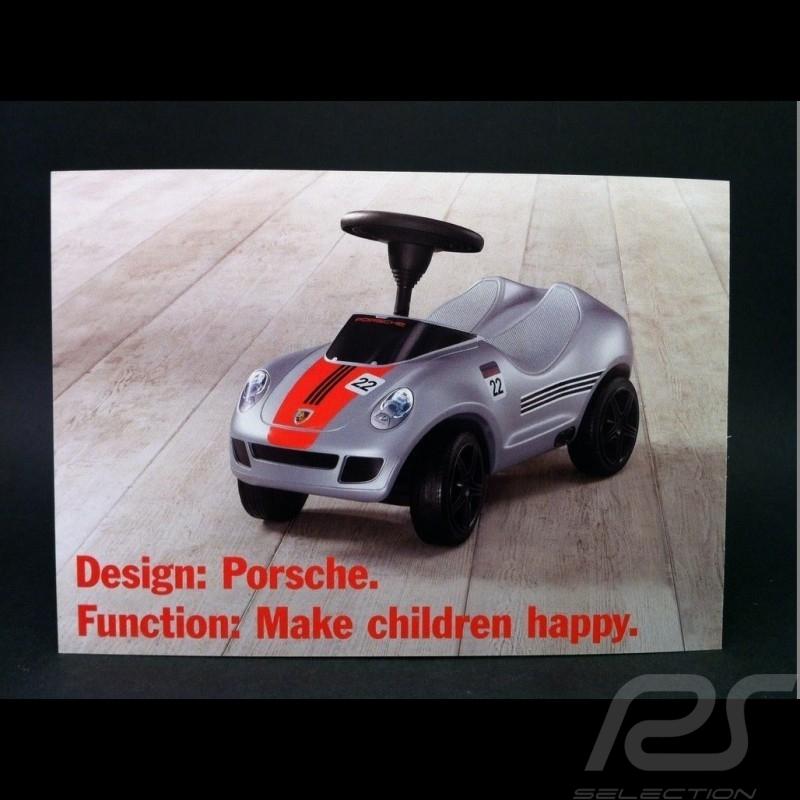 Carte Postale Baby Porsche
