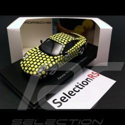 Porsche 991 Carrera tournoi PTGP 2013 1/43 Spark MAP02007713