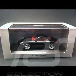 Porsche Cayman noir 1/43 Schuco WAP02000819