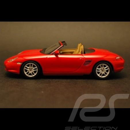 Porsche Boxster 986 rouge 2002