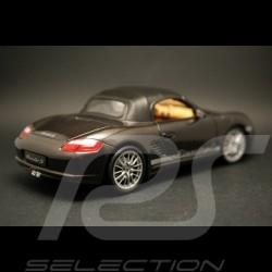 Porsche Boxster S marron métallisé