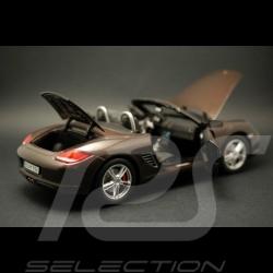 Porsche Boxster S 987 marron