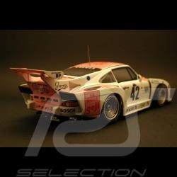 Porsche 935 K3 n°42 rose LM 1980