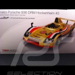 Porsche 936 DRM Hockenheim 1983 n°3 TrueScale 1/18
