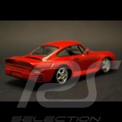 Porsche 959 1987 rouge