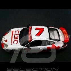 Porsche 996 GT3 Cup Daytona 250 2003 n°7 1/43 Minichamps 400036907