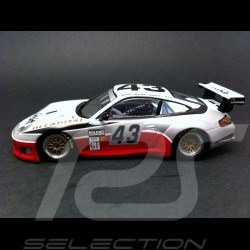 Porsche 996 GT3 RS Daytona 2001 n°43 1/43 Minichamps 400016943