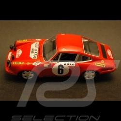 Porsche 911 S 2.0 Monte Carlo 1970 n° 6 1/43