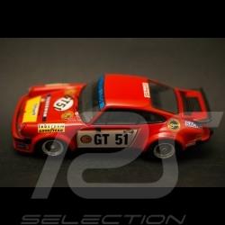 Porsche 934 Nürburgring 1976 n° GT 51 1/43 Minichamps 400766451