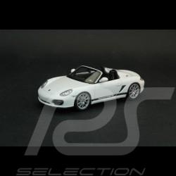 Boxster  Spyder( version 2) 2010 blanc