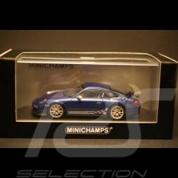 Porsche 911 type 997 GT3 RS II 2010 Aquablue