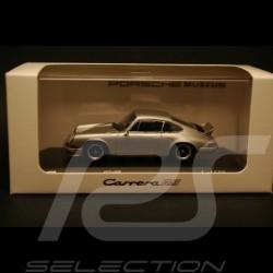 Porsche 911 2.7 Carrera RS gris argent 1972