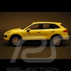Porsche Cayenne S (2) jaune