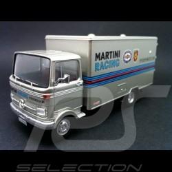 Camion Race truck Renntransporter Mercedes Benz LP608 Porsche Martini Racing 1/43 Premium Classixxs 12502
