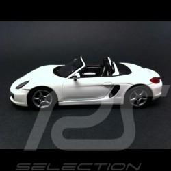 Porsche Boxster 981 2012 weiß 1/43 Spark S3394