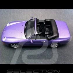 Porsche 968 Cabriolet 1994 pourpre 1/43 Minichamps 400062331