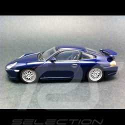 Porsche 911 type 996 GT3 1999 Bleu Indigo