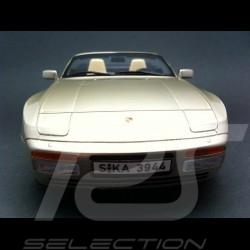 Porsche 944 S2 Cabriolet 1989 or 1/18 GT Spirit GT002CS