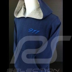 T-shirt à capuche Porsche Design WAP043 - enfant