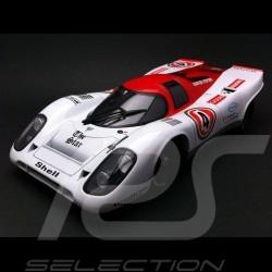 Porsche 917 K Lucky Strike Kyalami 1971 n°4 1/18 Norev