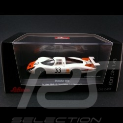 Porsche 908 LH Le Mans 1968 n°33 1/43 Schuco 450372100